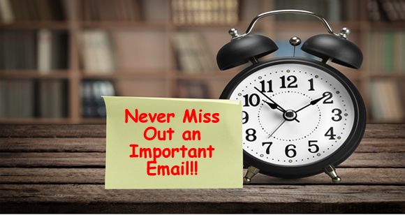 EmailNotes & Outlook Reminder: Never Miss Out an Important