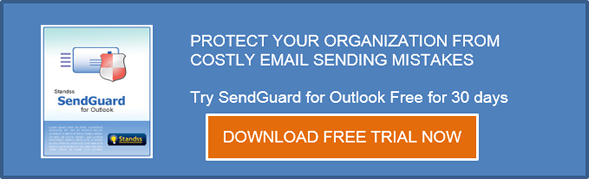 SendGuard for Outlook