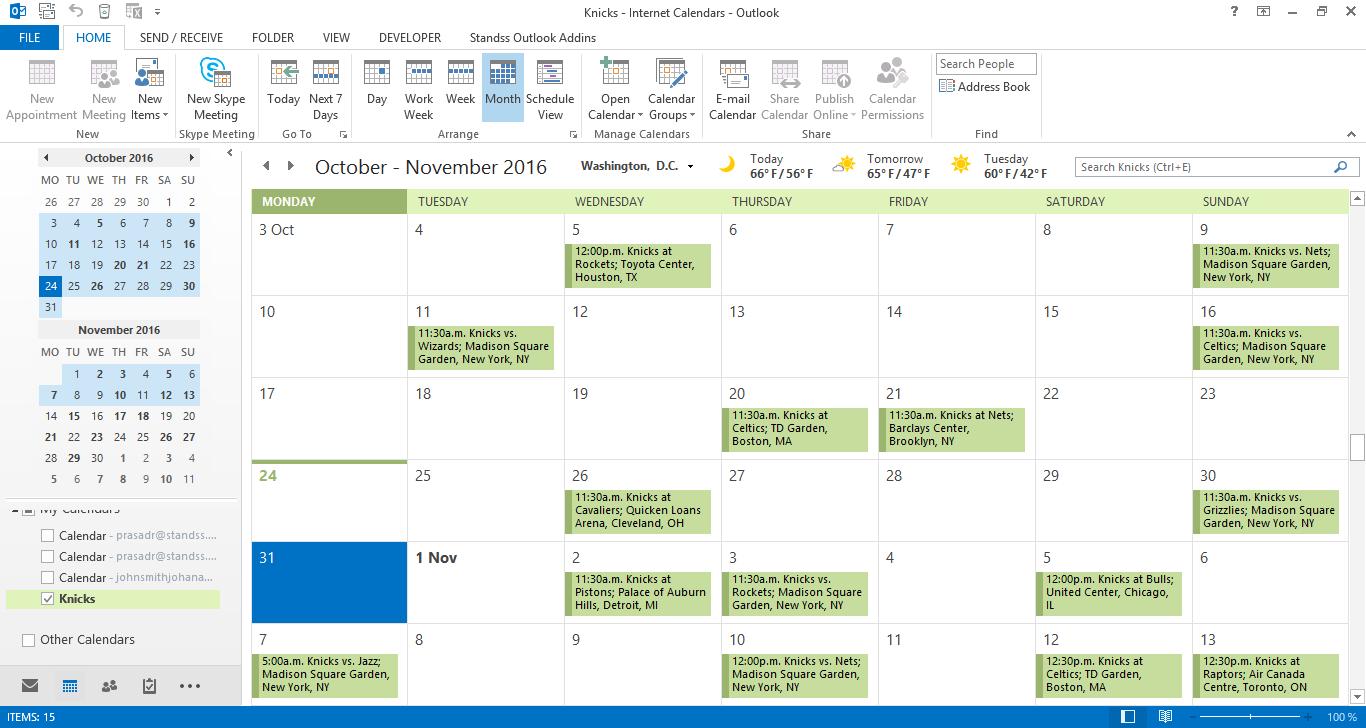 Schedules_Knicks